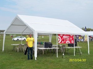 12x20 Tent & Party Supplies and Inflatable Rentals in Western MA u0026 Northern CT ...